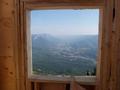view from the top of Polar Peak, Fernie, British Columbia