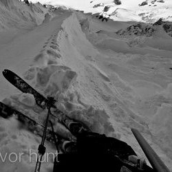 Another one for good measure. Hunt drops into The Georgian...check out www.coaststeepskier.com for more...