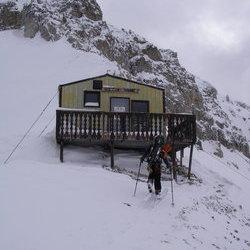 neil colgan hut