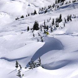 Bomb Snow Photo